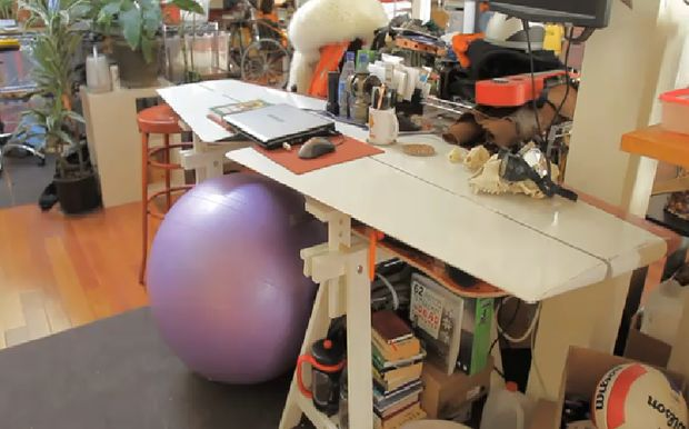 Flugzeug Flügel Schreibtisch