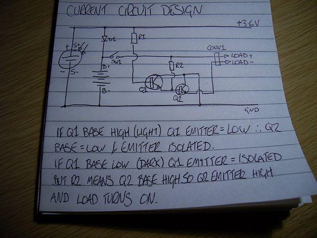 Intelligente Solar Garten Licht - Teil 1 / Schritt 1: Bestehende ...