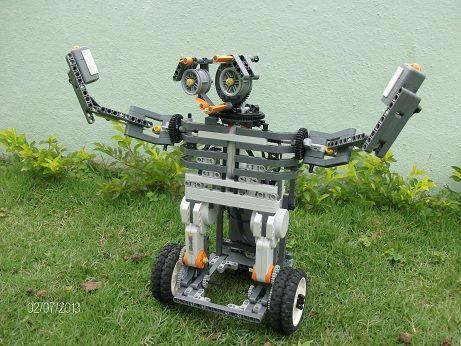 der perfekte nxt roboter