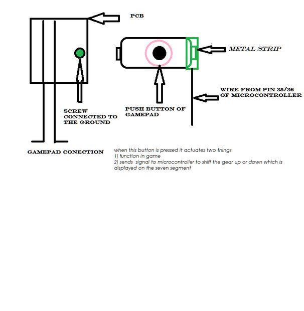 DIY-Lenkrad / Schritt 15: Schaltplan - genstr.com