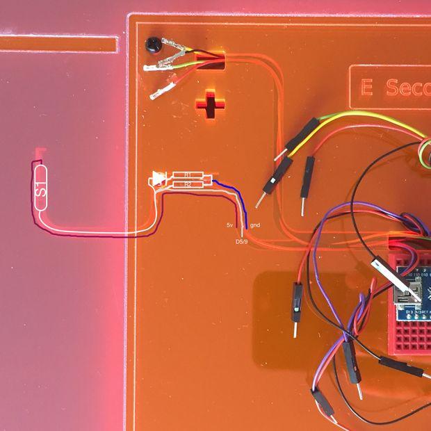 Arduino-Ampel-Simulator / Schritt 4: Verkabelung (1 von 2) - genstr.com