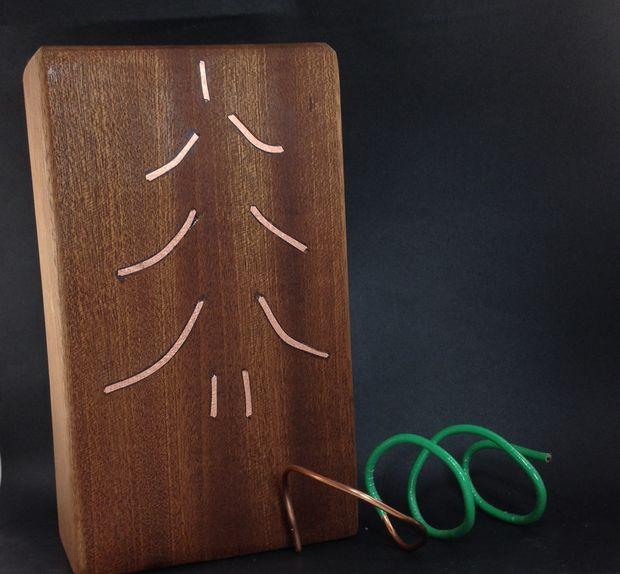 Wie erstelle ich Kupferdraht Inlay Dekorationen - genstr.com