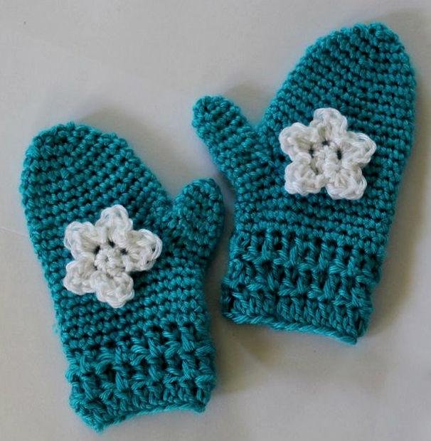 Einfach häkeln Handschuhe - genstr.com