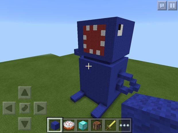 MinecraftTintenfischHaus Genstrcom - Minecraft hauser einfach bauen