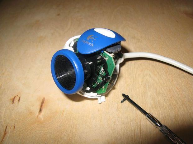 Mikroskop fotografie mit webcam oder kompaktkamera schritt