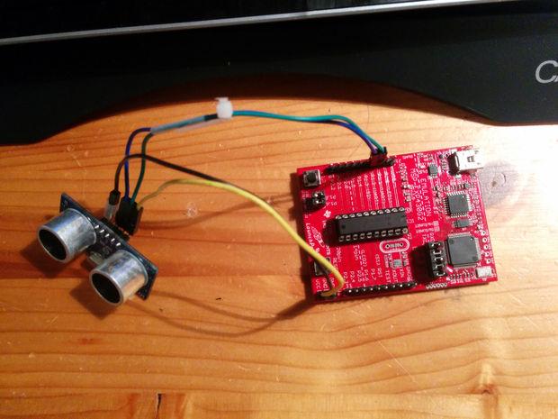 Ultraschall Entfernungsmesser Sensor : Ultraschall näherungssensoren von sparkfun co exp tech