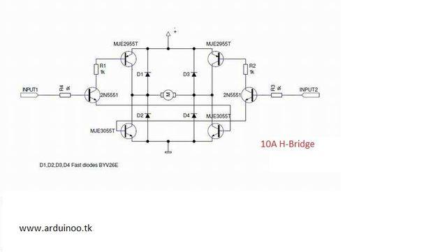 10a-h-Braut-Motor-Treiber. - genstr.com