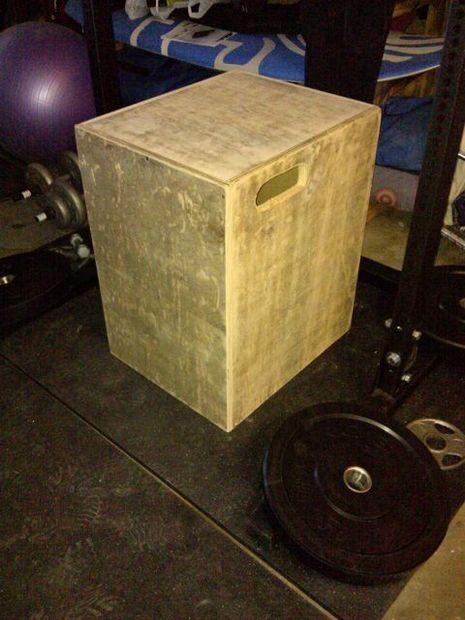 Plyo Box Bauen