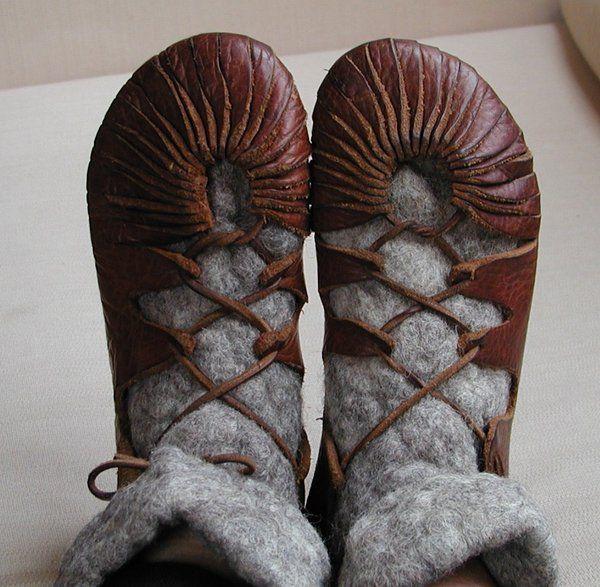 best loved 49787 23bdc Eisenzeit Schuhe (vorherige