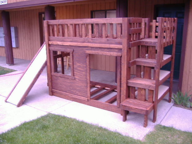Etagenbett Diy : Diy u ein vw bus bulli hochbett selber bauengeschnackvoll