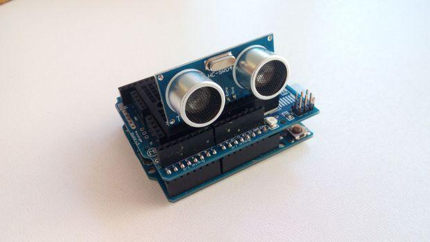 Der ultraschallsensor hc sr arduino tutorial verwendung