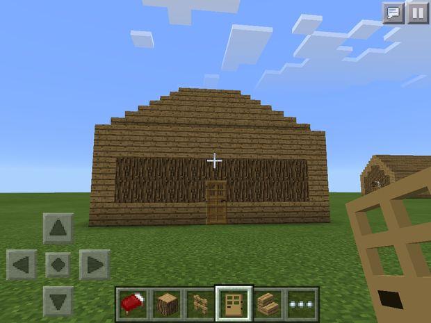 Minecrafteinfache Haus Genstrcom - Minecraft einfaches mittelalter haus bauen