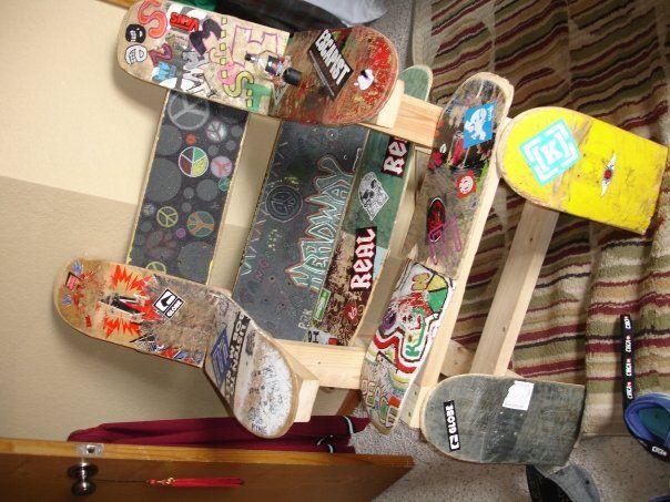 skateboard m bel. Black Bedroom Furniture Sets. Home Design Ideas