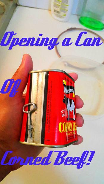 Wie öffnet Man Eine Dose