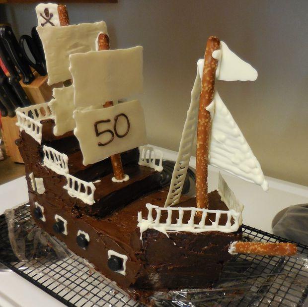 Piraten Kuchen Genstr Com