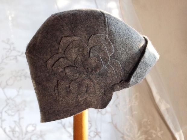 Wie man einen niedlichen Cloche Hut Nähen - genstr.com