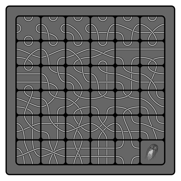 Tsuro-Brettspiel - genstr.com