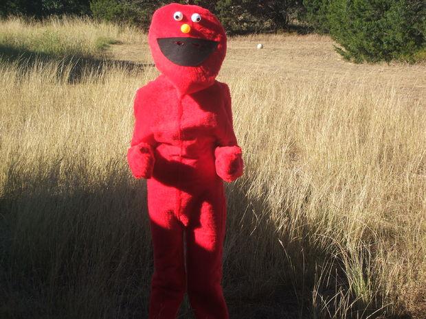 Elmo Kostüm Genstrcom