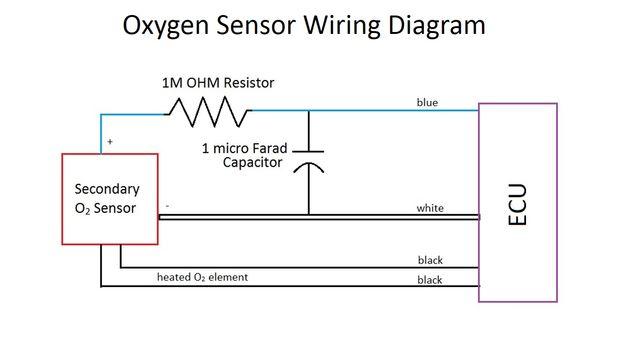 P0420 Sauerstoff-Sensor Simulator Hack / Schritt 3: Schaltplan ...