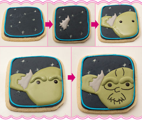 Yoda Star Wars Cookies Genstr Com