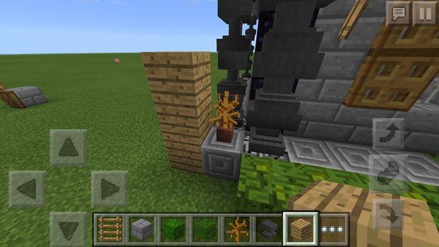 Minecraft PE Mittelalterliche Haus Schritt Wie Etwa Ein Paar - Minecraft kleine mittelalter hauser