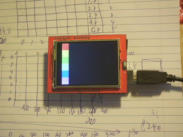 Set lcd i c modul zeichen beleuchtung blau i c modul