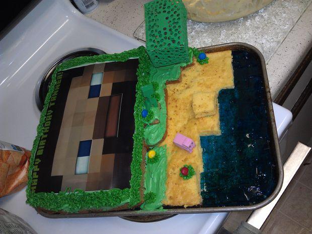 Minecraft Kuchen Genstr Com