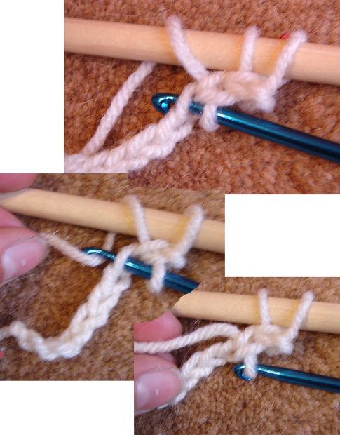 Machen Sie Ihre eigenen Esel mit gehäkelten Mähne / Schritt 4 ...