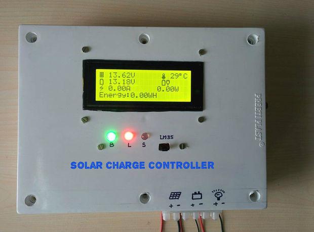 Arduino Solar Laderegler Version 2 0 Genstr Com