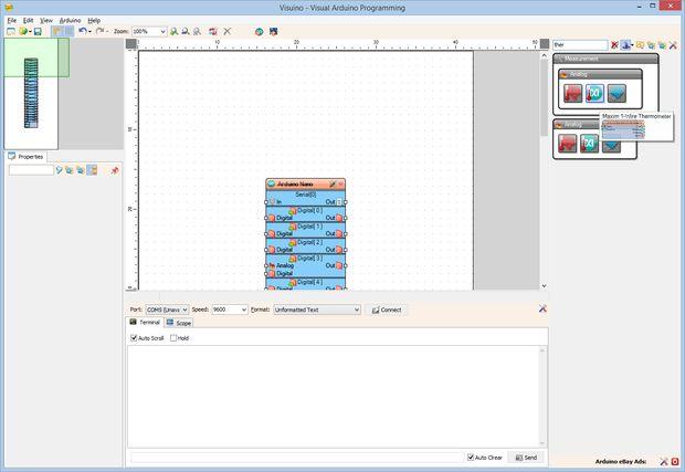 Arduino Nano: Lesen mehrere DS1820/DS18S20 Maxim ein Draht ...