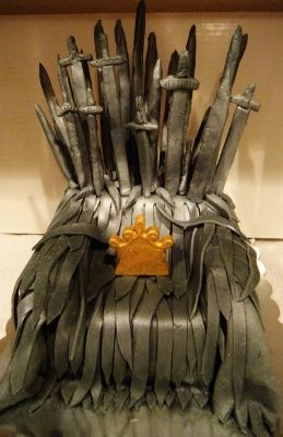 Game Of Thrones Eiserne Thron Kuchen Genstr Com