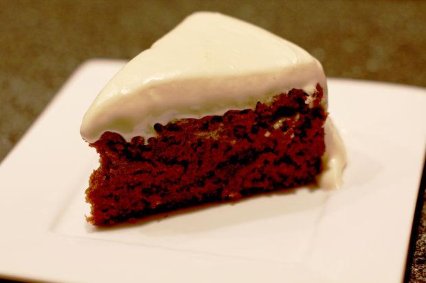 Lebkuchen Kuchen Mit Frischkase Buttercreme Genstr Com