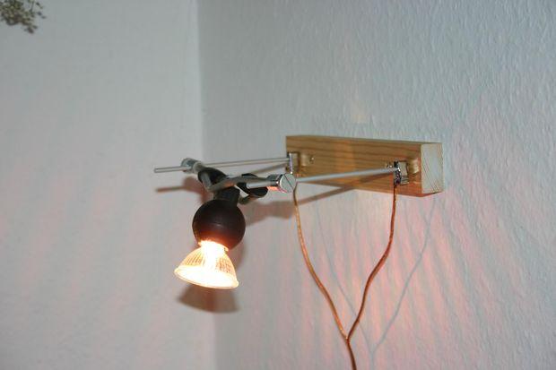 Niedrige Spannung Draht System leuchtet um Wand montierte Leuchten ...