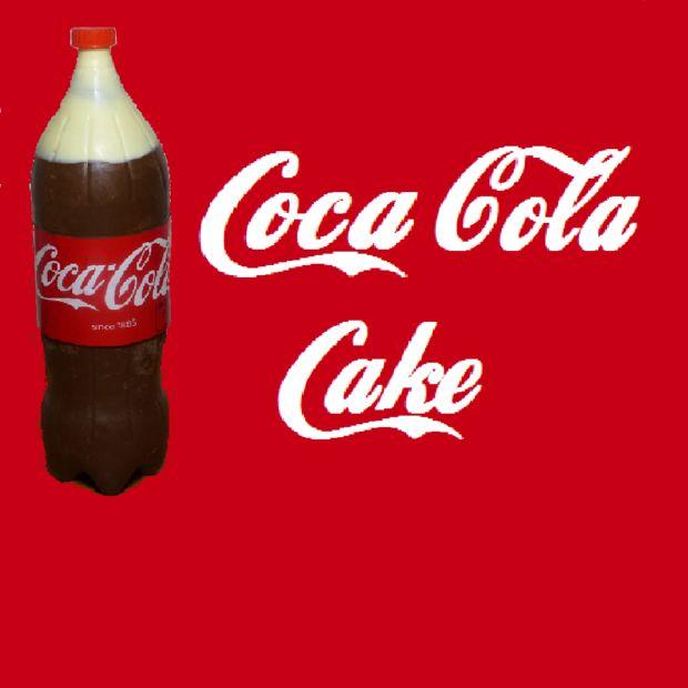 Coca Cola Flasche Schokolade Kuchen Genstr Com