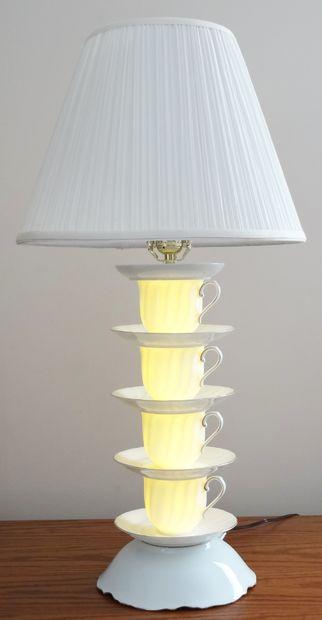 pott lampe