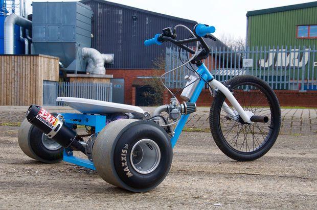 Motorisierte Drift Trike Genstr Com